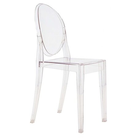 Kartell Victoria Ghost Dining Chair