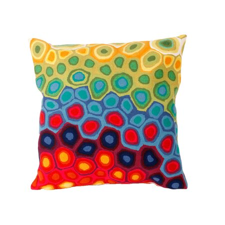 Pop Swirl Pillow