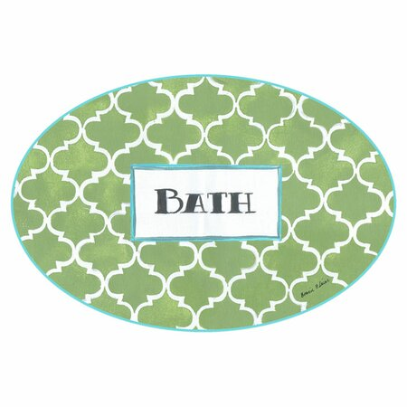 Bathroom Wall  on Bath Wall Decor   Pattern Play On Joss   Main