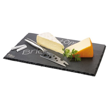 2 Piece Monaco Cheese Board Set