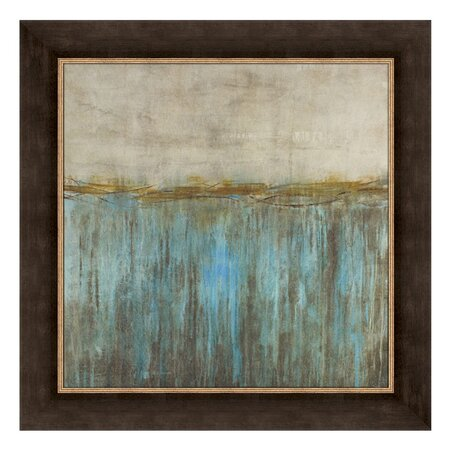 Cool Waters Framed Wall Art