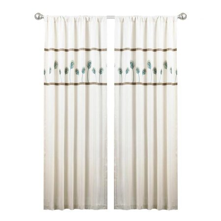 Aurora Curtain Panel