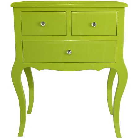 Jacquelyn Cabinet in Light Green