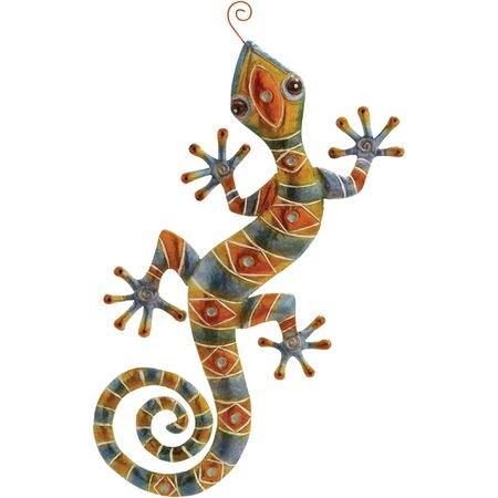 Wall d cor joss and main for Gecko wall art