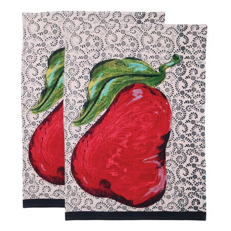 Pear Kitchen Towel (Set of 2)