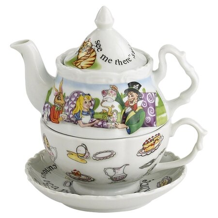Alice 150th Anniversary Edition Tea For One