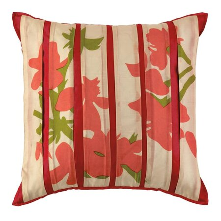 Company C Obi Pillow in Crimson