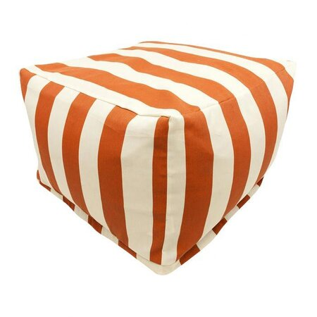 Stripe Indoor/Outdoor Ottoman