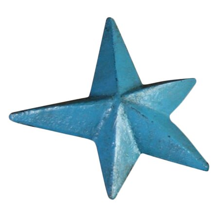Star Décor in Blue