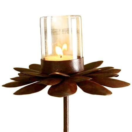 Zinnia Tealight Torch