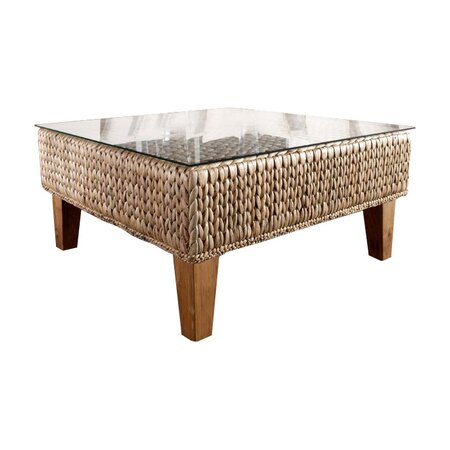 Sea Grass Coffee Table