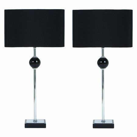 Merlin Table Lamp (Set of 2)