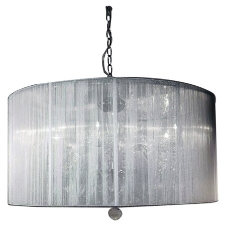 Velma Chandelier in Silver
