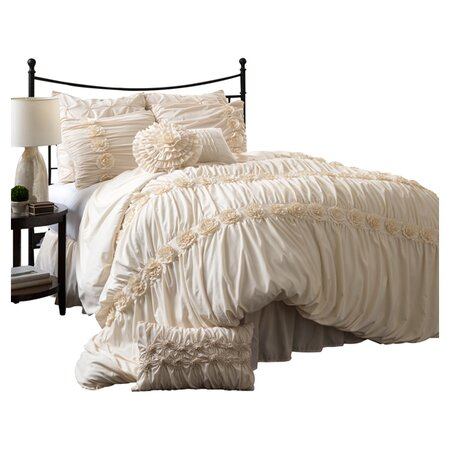 4-Piece Darla Comforter Set - Glam Bedroom Retreat on Joss & Main