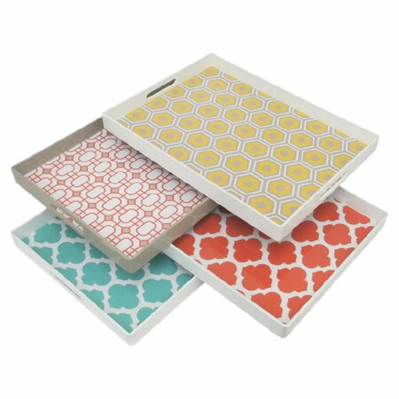 Cheyenne Tray (Set of 4)