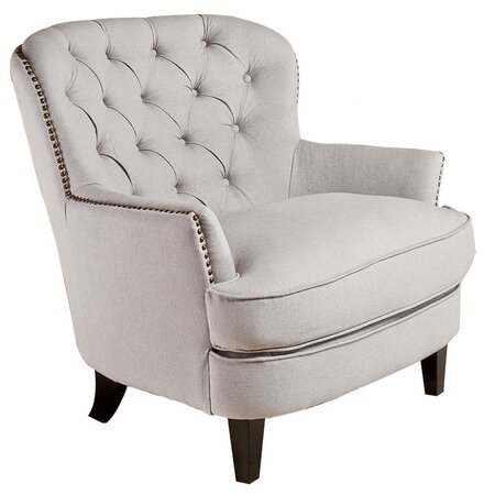 Loft Tufted Club Chair