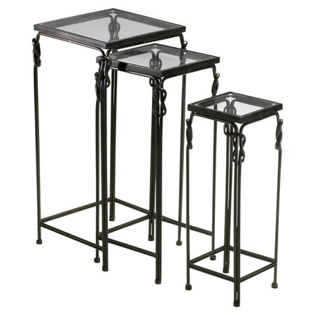 3 Piece Dupont Nesting Table Set