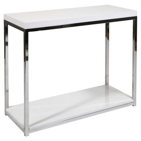 Ave Six Wall Street Foyer Console Table