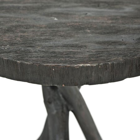 Jude End Table in Black