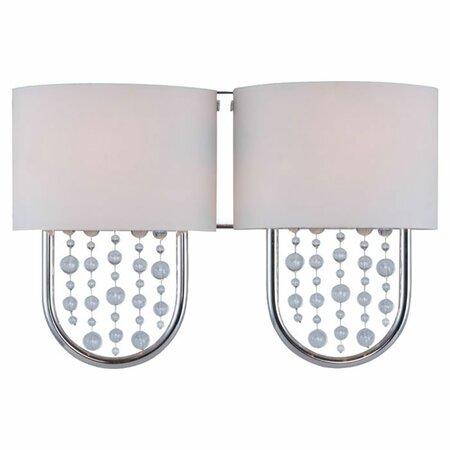 Bathroom Vanity Lighting on Celesse 2 Light Bath Vanity   Sherwood Lighting On Joss   Main