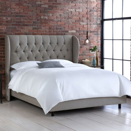 Ella Bed in Gray
