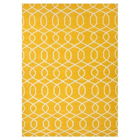 Odisha Rug in Yellow - Floor Refresh on Joss & Main
