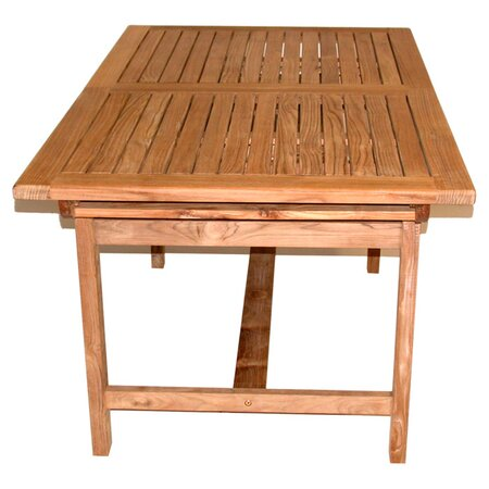 Dining Table Teak Dining Table Indoor