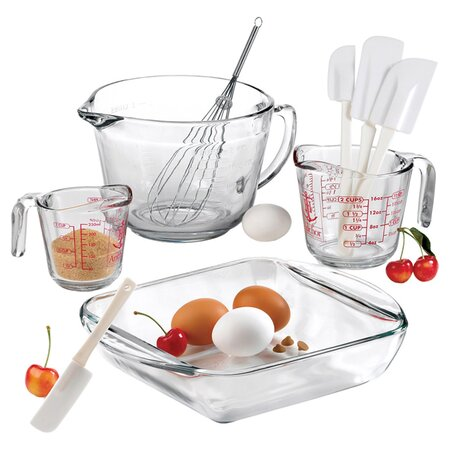 9-Piece Mix & Measure Set