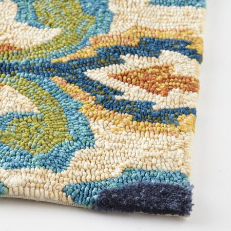 Bright Colored Outdoor Rugs