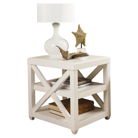 Hammary Transitions End Table