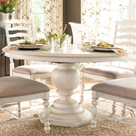 Radley Dining Table in Linen