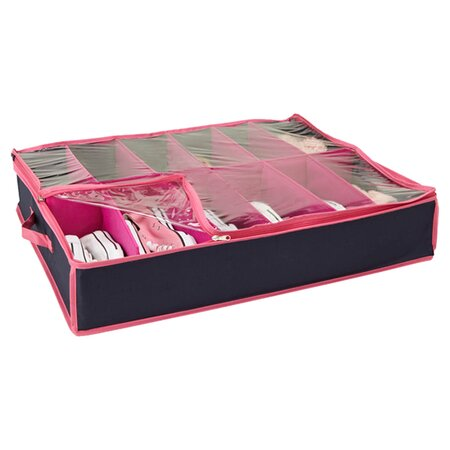 Madison Underbed Shoe Organizer