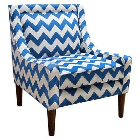 DISCONTINUED Pacific Accent Chair in Marine