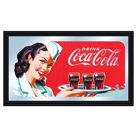 Coca-Cola & Waitress Wall Art