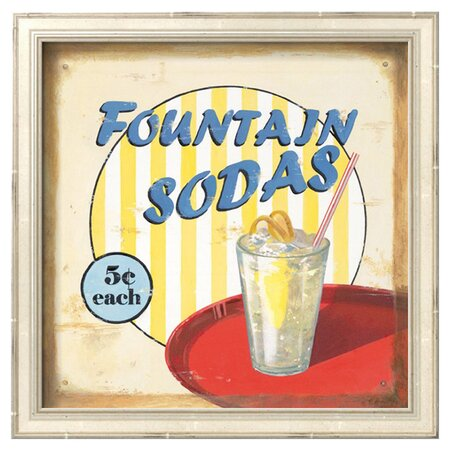 Fountain Sodas - Art.com