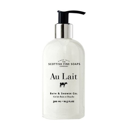 Au Lait Bath & Shower Gel