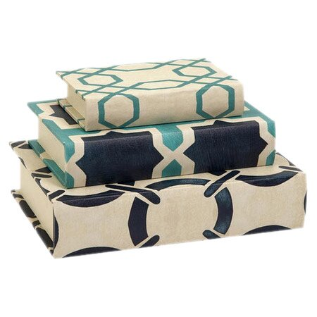 3-Piece Hadley Book Box Set