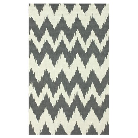 Jacinda Rug in Soft Grey