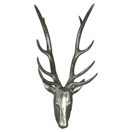 Decorative objects joss and main - Decorative stags head ...