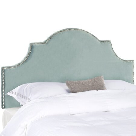 Hallmar Full Headboard in Wedgwood Blue