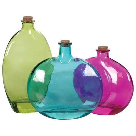 3 Piece Bernita Bottle Set