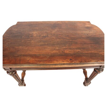 Antique French Library Table I