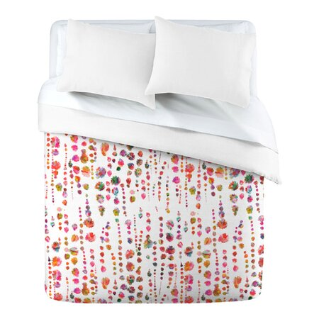 Stephanie Corfee Pinata Streamers Duvet Cover