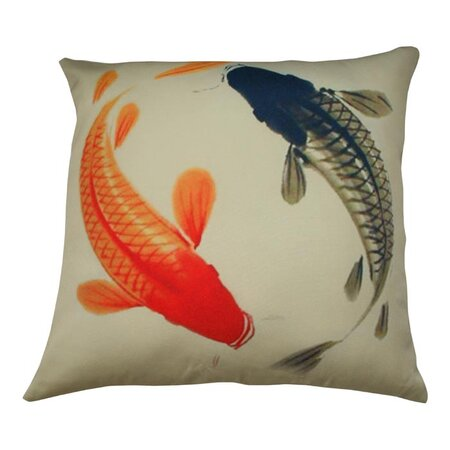 Follow the Leader Indoor/Outdoor Pillow