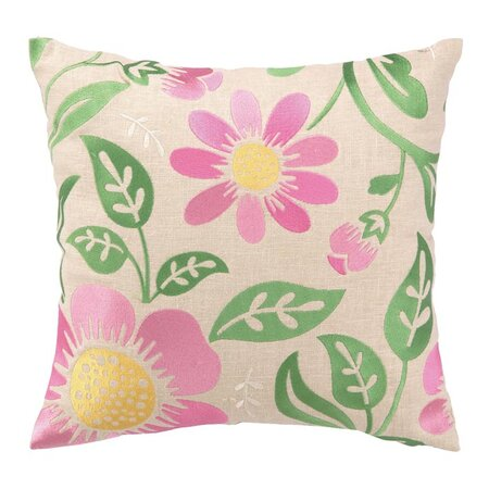 Acadia Pillow in Green