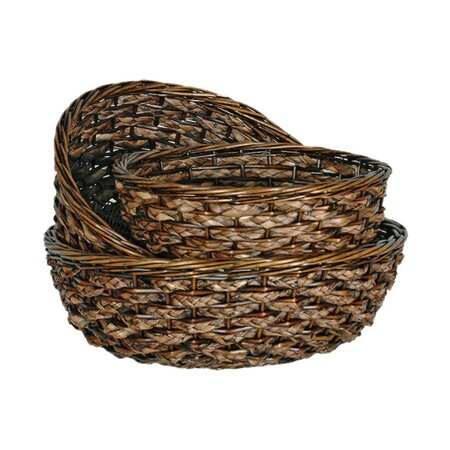 3 Piece Tate Willow Bowl Set