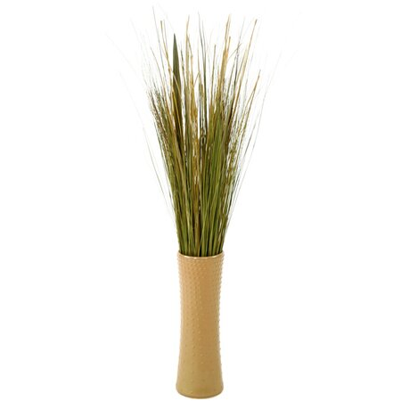 Faux Grass Arrangement I