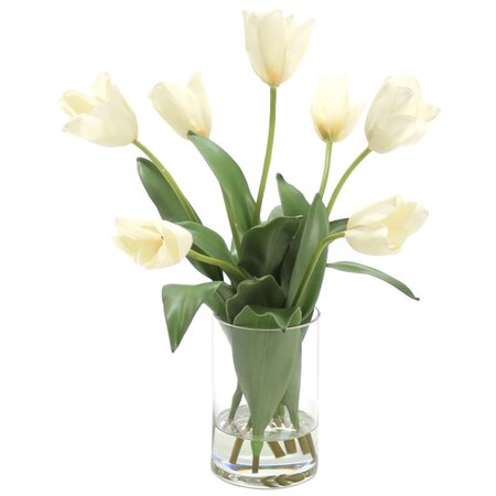 Faux Tulip Arrangement I