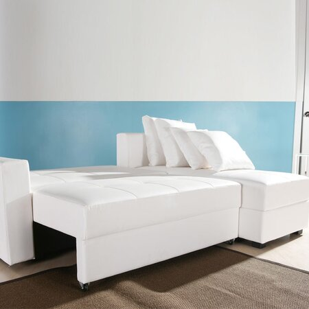 San Jose Convertible Sofa