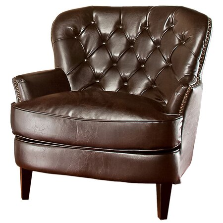 Athenaeum Tufted Club Chair